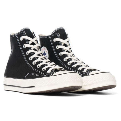 Converse Chuck Taylor All Star Canvas 1970's Hi Black