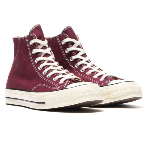 Converse Chuck Taylor All Star 1970s Hi Dark Burgundy