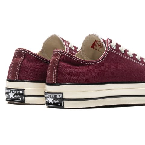 Converse Chuck Taylor All Star 1970s Ox Dark Burgundy