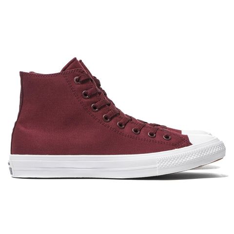 Converse Chuck Taylor All Star II Hi Bordeaux