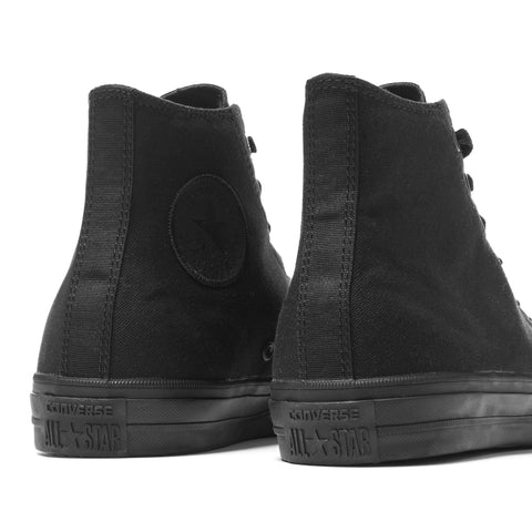 Converse Chuck Taylor All Star II Tencel Canvas Hi Black/Black