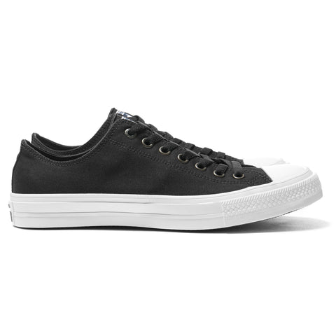 Converse Chuck Taylor All Star II Tencel Canvas Ox Black/White