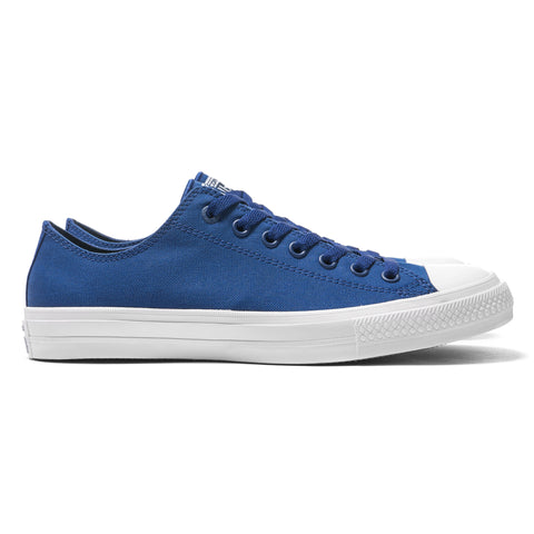 Converse Chuck Taylor All Star II Tencel Canvas Ox Sodalite Blue/White