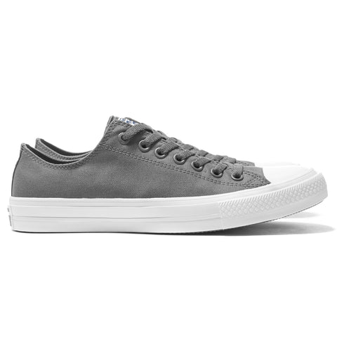 Converse Chuck Taylor All Star II Tencel Canvas Ox Thunder/White