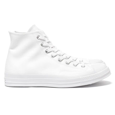 Converse Chuck Taylor All Star Vintage Canvas 1970's Hi White/White