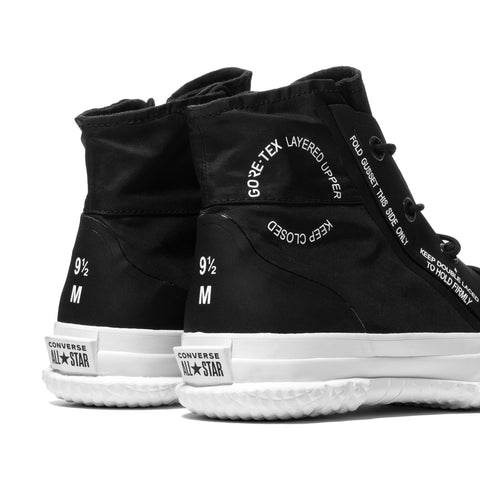 Converse Chuck Taylor MC18 Hi Black/White, Footwear