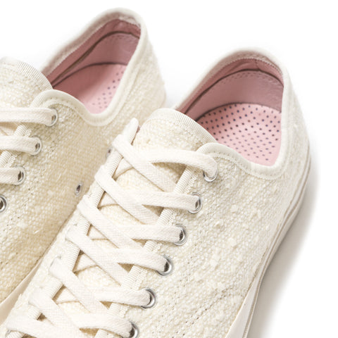 Converse First String x Bunney Jack Purcell Signature Ox Whitecap Gray / Pink