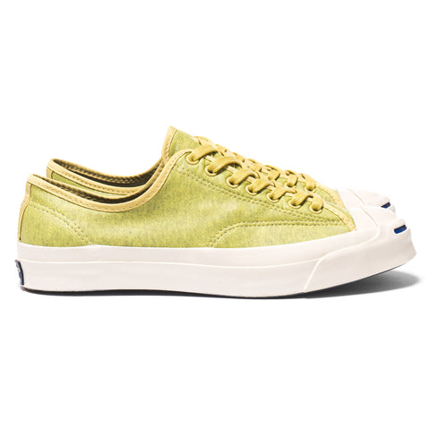 Converse Jack Purcell Signature Coated Terry Low Top Sulphur Spring