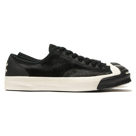 Converse x Born x Raised Jack Purcell Modern Black / Egret