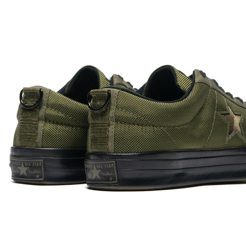 Converse x Carhartt WIP One Star Ox Herbal