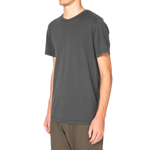 CYPRESS Base SS Jersey / Giza Cotton Charcoal