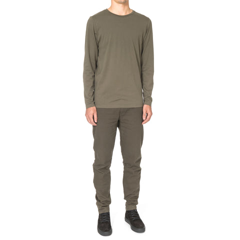 CYPRESS Base LS Jersey / Giza Cotton Moss