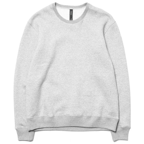 CYPRESS Heavyweight Crewneck / Brushed Terry Gray