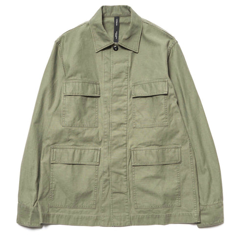 CYPRESS Mil Motion Shirt / Satin LT Olive