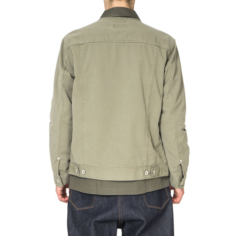 "deluxe ""Engineered"" Jackets Olive"
