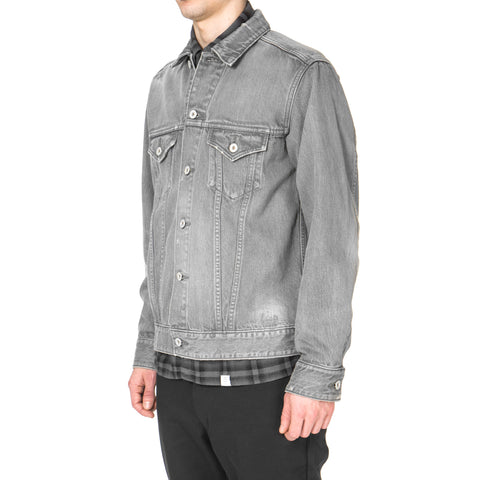 "deluxe ""Upsetter Vintage Washed"" Jacket"