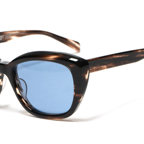 effector by NIGO Holly Sunglasses Cognac