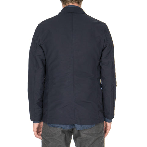 Engineered Garments Bedford Jacket/ Cotton Double Cloth Dk.Navy