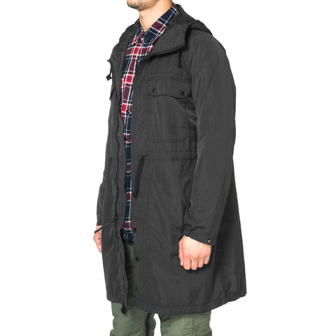 Engineered Garments Cagoule - Graph Check Microfiber