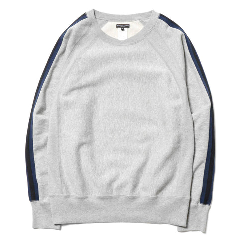 Engineered Garments Crew Neck Sweat - CP Fleece
