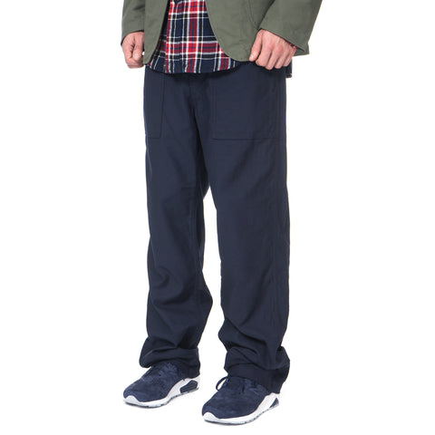 Engineered Garments Fatigue Pant - Cotton Reversed Sateen