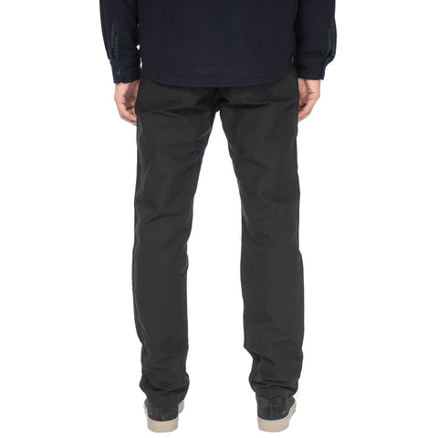 Engineered Garments Ground Pant/ Cotton Double Cloth Black