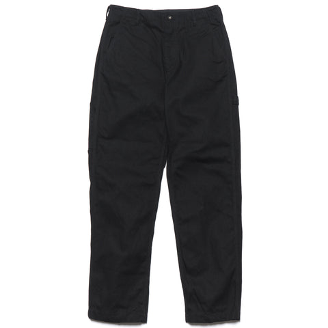 Engineered Garments Logger Pant 12oz Duck Canvas Black