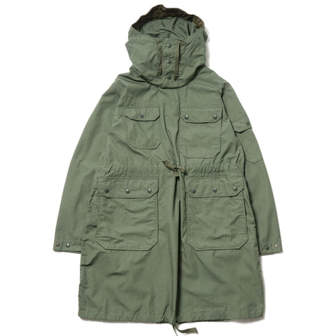 Engineered Garments Over Parka - Nyco Ripstop
