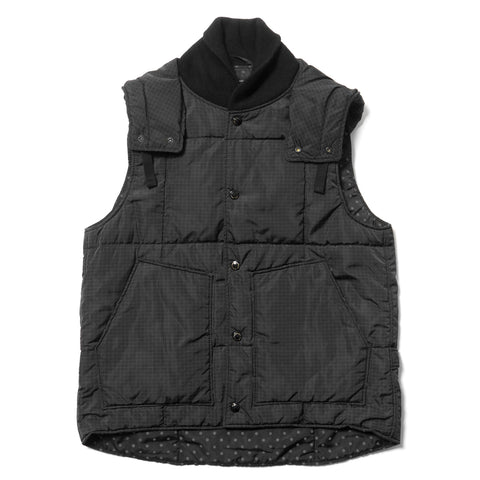 Engineered Garments Engineered Garments Shooting Vest - Nyco Ripstop Olive