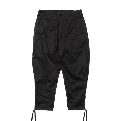 engineered garments Riding Pant/ High Count Twill Black