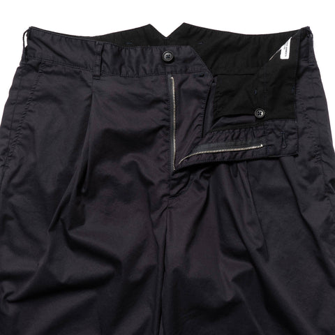 Engineered Garments WP Short/ High Count Twill Dark Navy