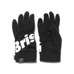 F.C.R.B Polartec Fleece Big Logo Touch Glove