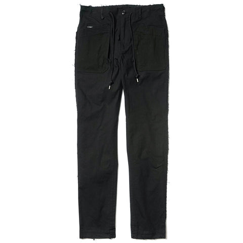Fatigue Pants Black