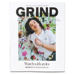 grind magazine 2018 June Vol.83 -Watch with styles-