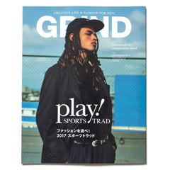 GRIND Magazine 2017 September Vol.75 -Play, Sports Trad-