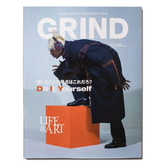 GRIND Magazine 2019 December Vol.98 -Life is Art-, Publications