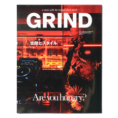 GRIND Magazine 2020 January & February Vol. 99 -Space and Style-, Publications