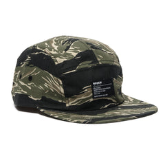 HAVEN 5-Panel Cap - Camo Ripstop