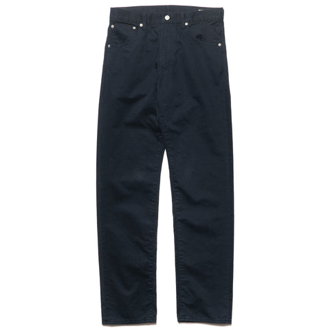 HAVEN Dobby Cloth 5-Pocket Pant Navy