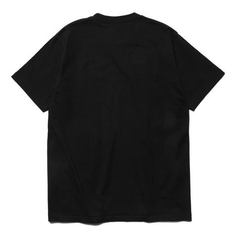 A BATHING APE BAPE Manhunt Tee Black, T-Shirts