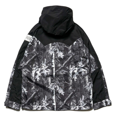 A BATHING APE Bape Forest Camo Snow Board Jacket Black, Jackets