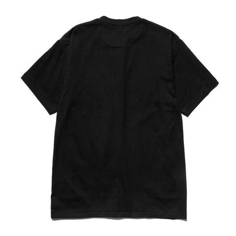 A Bathing Ape Multi Camo Busy Works Tee Black, T-Shirts