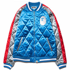 A BATHING APE Souvenir Jacket Navy, Jackets