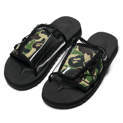 A BATHING APE x SUICOKE Dao Black, Footwear
