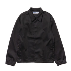 AFFIX Coach Jacket Black, Jackets