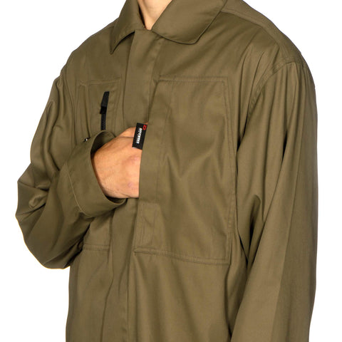 AFFIX Lightweight Jacket Khaki, Jackets