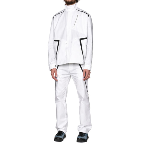 AFFIX Public Service Jacket White/Black, Jackets