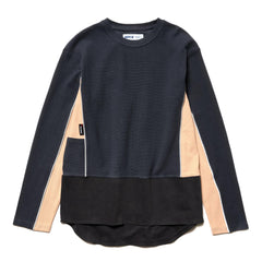 AFFIX Scratch Guard Top Black, Sweaters