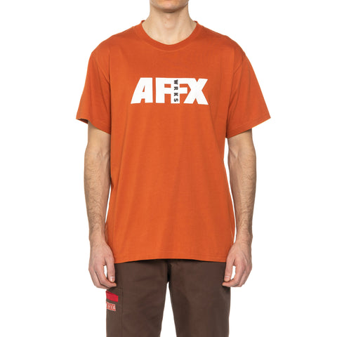 AFFIX Workwear T-Shirt Orange, T-Shirts