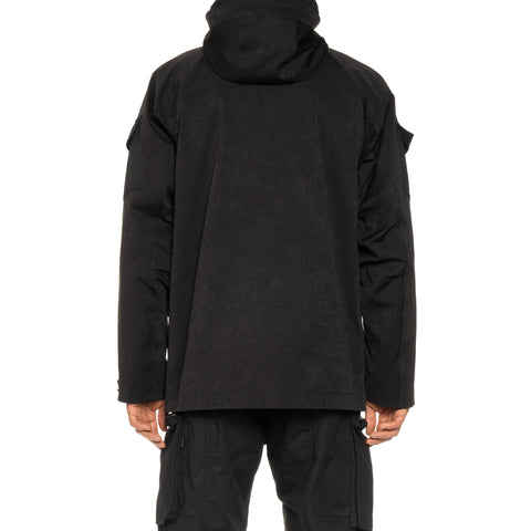 HAVEN Apex Parka - JP Knitted Polyester Black, Outerwear
